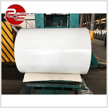 Mill customized ppgi color coated steel coil
