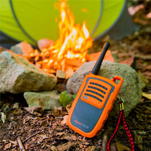 Clear voice quality and better confidentiality digital walkie talkie
