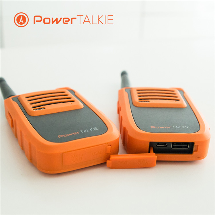 Portable Wireless Power Talkie