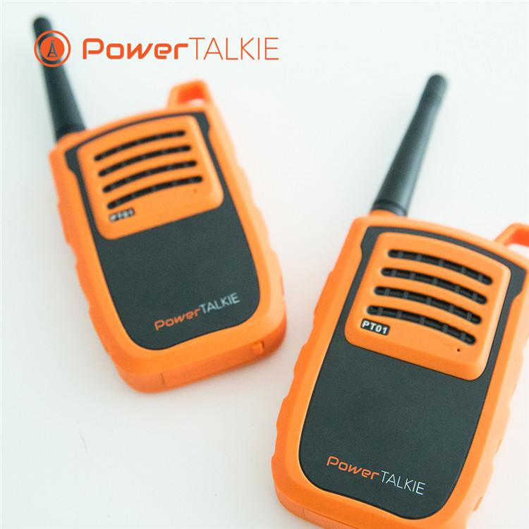 Dustproof Shockproof Power Talkie