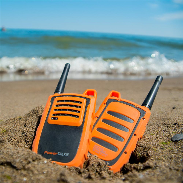 IP67  waterproof  gps walkie talkie