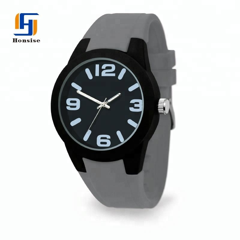 Hot Sale Large Face Blue Colour Fashion Stylish Rose Gold Men Watches