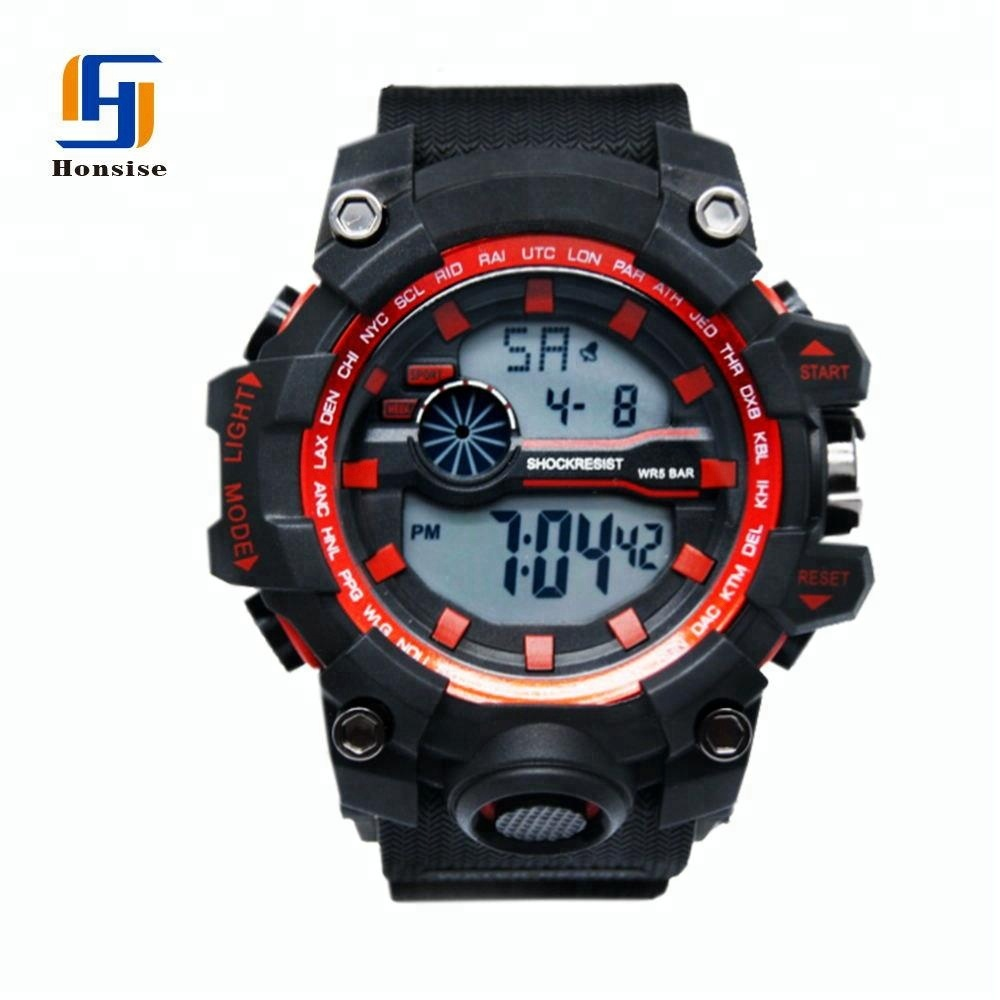 Custom Hot Selling Cheap Digital Watch