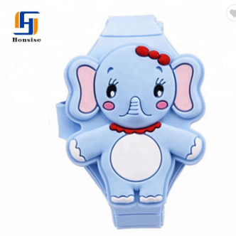 Elephant Custom Kid Led Watches