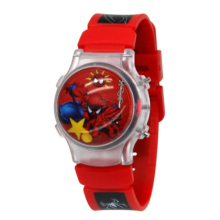 Custom Boys Multicolor Digital Watch