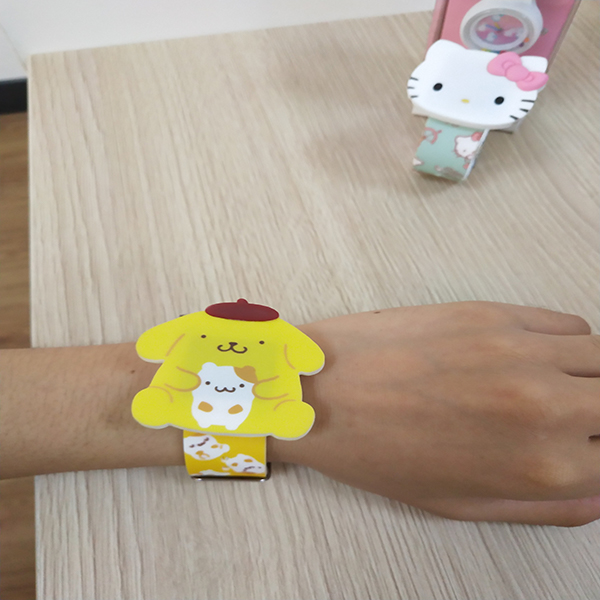 Touch Screen Fancy Custom Kid LED Watch
