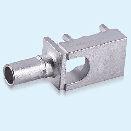 Quality High Precision Automitive Connector Shell Fakra With Matte Tin Plating