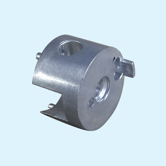 Precision Zinc Alloy Industrial Die-casting Stock Parts With Reasonable Price