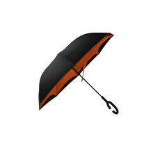 Cute Pattern Children Reverse Umbrella Upside Down Umbrella