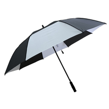 Wholesale windproof golf umbrellas