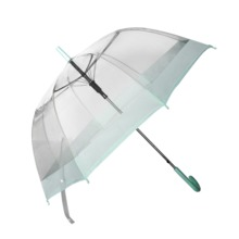 Hot Sell Fashion straight transparent umbrella