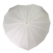 China supplier heart shaped umbrella
