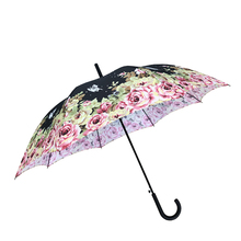 hot sale high quality straight umbrella  by china umbrella factory