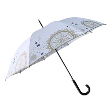 High quality China  umbrella popular straight rain umbrella