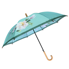 top selling classic umbrella custom logo straight umbrella