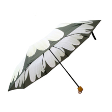 2019 hot sell high quality three folding umbrella