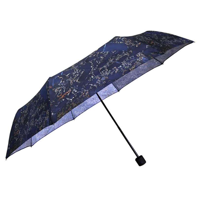 Chinese three folding umbrella wholesale can be customized