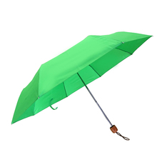 green three folding umbrella wholesale