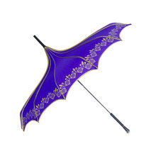 Cheap purple pogoda umbrella for hot sale