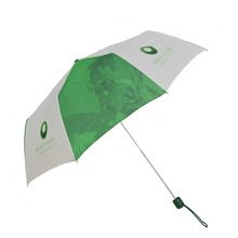 Open Cheap Advertising Umbrella 3 Folding Umbrella