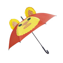 Wholesale Animal ear straight umbrella for selling