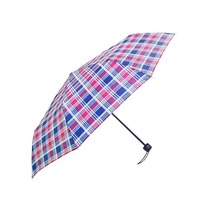 Promotional Umbrella Top Quality Light Weight Windproof Travel Three-Fold Umbrella