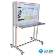 Automobile wiper system training platform