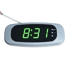In-car Digital Clock, Aftermarket Auto Parts