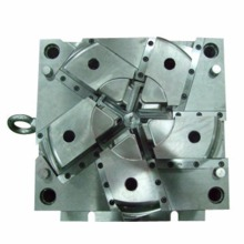 Plastic injection mold for auto fans blade manufacturer