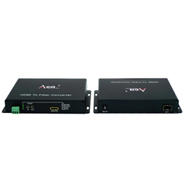 HDM-0122D video over fiber video optic