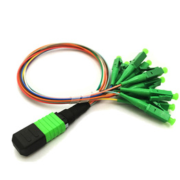 MPO-MTP Fiber Optical Patch Cord