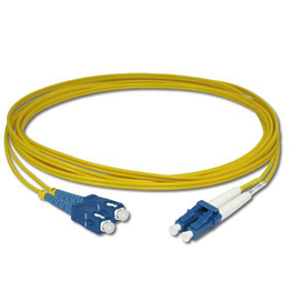 SC-LC Fiber Optical Patch Cord