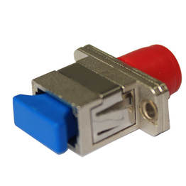 SC-FC Fiber Optic Adapter- Hybrid