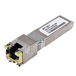 SFP-10G-T 10GBASE-T Copper SFP+ Transceiver