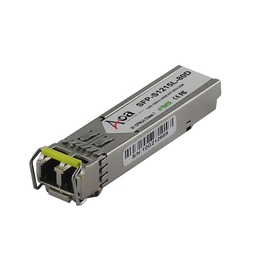 SFP-S1215L-80 1.25Gbps SM SFP Optical Transceiver 80km Reach