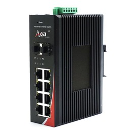 High Quality Industrial Managed POE Gigabit Ethernet Switch IES3208MP SFP