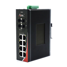 Hot Sale Industrial Managed POE Gigabit Ethernet Switch IES3408MP SFP