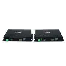 high quality hdmi video to fiber converter