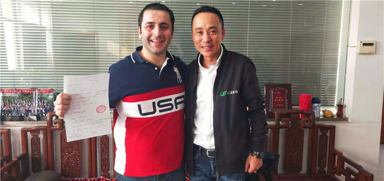 mr.mohamad aus usa