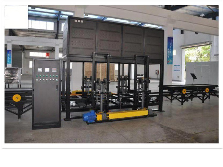 High temperature lifting furnace