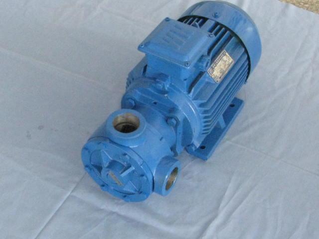 Cast Iron Material Internal Gearpump For High Viscosity
