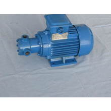 industrial internal gear oil pump for chemical in blue colour