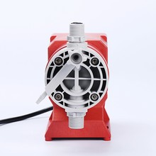 plastic Electromagnetic dosing pump in small size