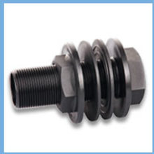 HANSEN fitting for use in tanks, troughs and a wide variety of marine applications.