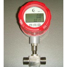 YUKE turbin stainless steel flow meter for hydraulic