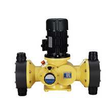 GB-S 2000/0.4 dual-head metering pump for noxious liquid