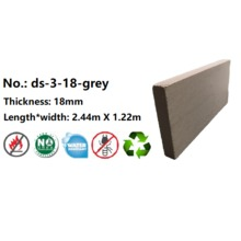 18mm Fire Resistant Wood Fiber Board
