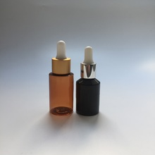 small capacity dropper bottle cosmetic color and shape