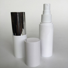200ml lotion bottle with cosmetic mist spray