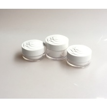30g jar of face cream cream jar packaging acrylic jars with lids wholesale